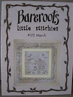 Bareroots Little Stitchies - March