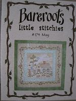 Bareroots Little Stitchies - May