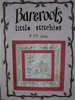 Bareroots Little Stitchies - June