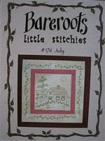 Bareroots Little Stitchies - July