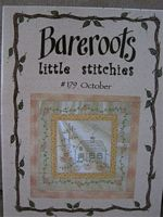 Bareroots Little Stitchies - October