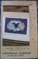 "Cottonwood ""502 ""Woolly Sheep"""